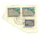 Estampilla Reclamación De Guayana 1966