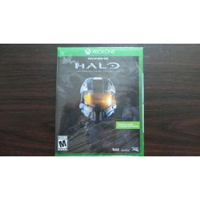 Halo The Master Chief Collection Xbox One Nuevo Sellado