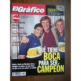 El Grafico 4063 / 1997 / Maradonacaniggia Bambino San Miguel