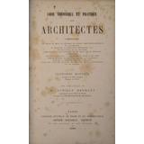 Code Théorique Et Pratique Des Architecte