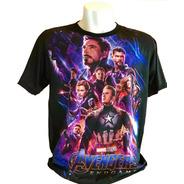 Camiseta Avengers Endgame / Vingadores Ultimato