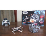 Air Hogs - Star Wars X-wing Vs. Death Star, Rebel Assault -