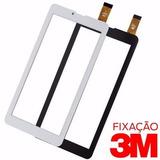 Tela Touch Tablet Semp Ta 0709g Ta0709g Toshiba Com Fita 3m