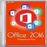 Office Profesional Pro 2016 Licencia Original 1 Pc
