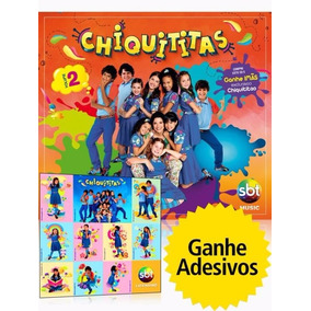 Cd - Chiquititas - Vol. 2 - Digipack Lacrado