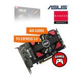 Tarjeta De Video Asus Radeon Rx 550, 4gb Gddr5 128-bit, Pci-