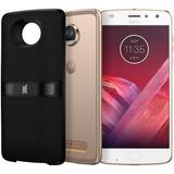 Motorola Moto Z2 Play 64gb New Soundboost 2 Xt1710 Ouro