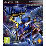 Sly Cooper Ps3 Ladrones En El Tiempo | Digital Español !