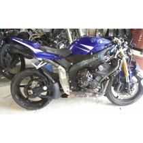 Moto Para Retiradas De Peças/sucata Yamaha Yzf R1 Azul 2008