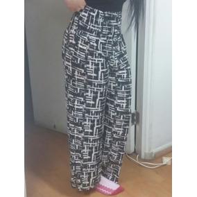 Pantalon Recto Pretina Ancha