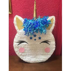 Piñata Unicornio Tambor