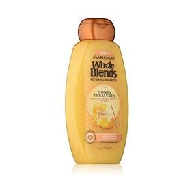 Garnier Whole Blends Reparación Shampoo Miel Treasures, 22 O