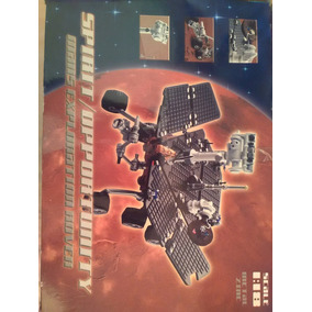 Spirit/opportunity Mars Exploration Rover
