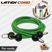 Latex Cord Verde P/ Fitpulley