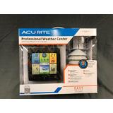 Acu Rite Estacion Metereologica Profesional Termometro Clima
