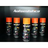 Pintura Stretch Aerosol Color Naranja Fluor Autoestetica