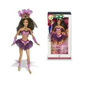 Barbie Coleção Festivais Do Mundo Carnaval 2005 Nova Caixa