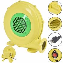 Bomba, Inflador Para Trampolines, Castillo, 480 Watt 0.64hp