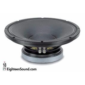 Medio-bajo 15 18 Eighteen Sound 1.000wrms Ferrita 15mb-1000