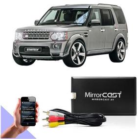 Mirorcast Espelhamento Celular Dvd Land Rover Discovery 4