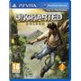 Juego Uncharted Golden Abyss Para Ps Vita Nuevo Original