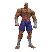 Boneco Sagat Street Fighter Storm Collectibles 1/12 Ryu Ken