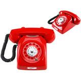 Aparelho Telefone Antigo Decoracao Para Sala Vintage Retro
