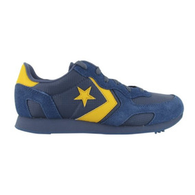 Zapatos Converse Start Plyr Ox Navy/chocola 100% Originales