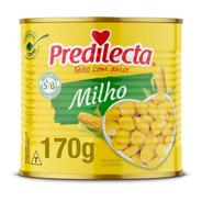 Milho Verde Lata 170g Predilecta