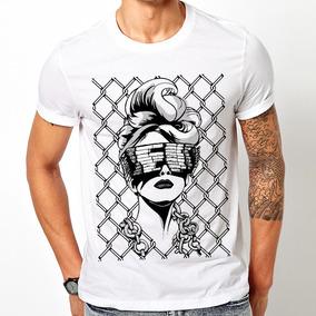 Camiseta Masculina Lady Cage ( Lady Gaga)