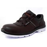Zapato Calzado Seguridad Bladi Con Puntera De Acero 221