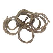Circulos De Bejuco Para Atrapasueños De 20 A 40cm (5 Piezas)