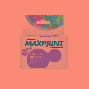 Cartucho Hp Maxprint 664xl Color 17 Ml - F6v30ab