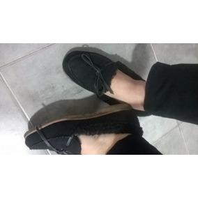 Zapatos Chatas Mocasin Paula Cahen D Vers