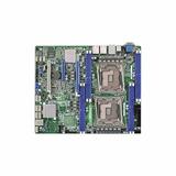 Asrock Rack Placa Base Atx Ddr4 Placas Base Ep2c612d8