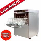 Máquina De Lavar Louça Industrial- Lava Louça- Restaurante