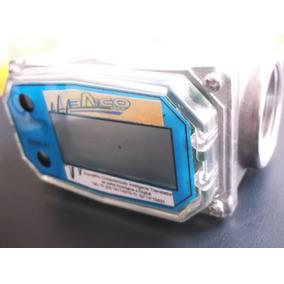 Medidor De Flujo De Turbina Para Líquidos, Cuenta Litros