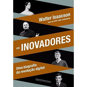 Livro Os Inovadores - Promoção!