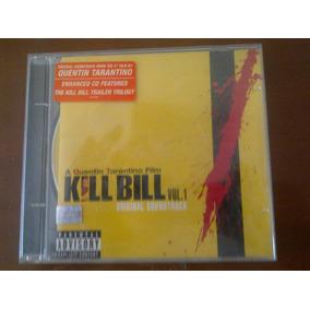 Kill Bill Vol. 1 Soundtrack Cd Original