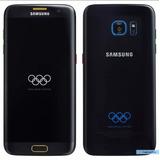 Galaxy S7 Edge Jogos Olímpicos Edição Limitada + Brindes