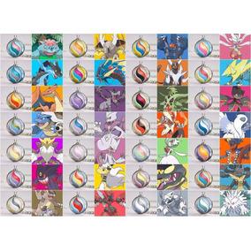 Pokemon 3ds Shiny,lendários, 6iv,megas X,y,omega,alpha