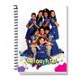 Caderno Chiquititas De Anotações Com Adesivos 44568