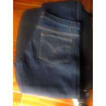 Pantalones Industriales Triple Costura 14 Onzas