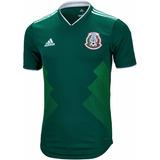 Camisa Do México adidas Masculina - Lançamento Copa