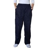 Pantalon  De Limpieza Trabajo Mujer