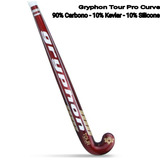 Palo De Hockey Gryphon Tour Pro Curve Orgpakistan80% Carbono