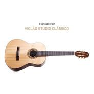 Violão Rozini Studio Classico Acústico Fosco Nylon Rx210