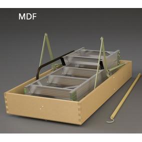 Escaleras Rebatibles Para Altillos En Aluminio-