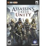 Nuevo Ubisoft Ubp Assassins Creed Unity Pc