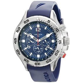 Reloj Nautica N G Nst Hombres Azul